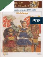 050 Guerreros Medievales Comandantes Samurais 1577_1638 Osprey Del Prado 2007.pdf