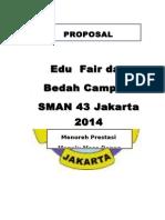 Proposal Bedah Kampus 2014