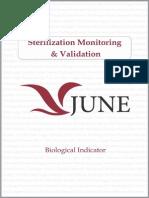 Biological Indicator catalog