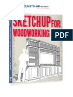 Sketchup for Woodworking