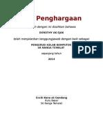 sampel sijil