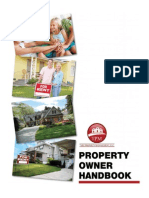 Tyre Property Management Owner Handbook