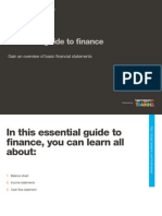 Essential Guide to Finance