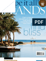 Find Bliss Issue - Islands magazine