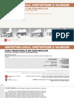 Arhitectura Locala - Constientizare Și Valorizare - Tara Motilor