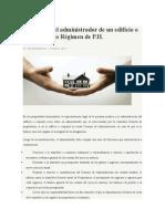 Funciones del administrador de un edificio o conjunto bajo Régimen de P.docx