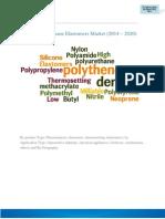 Global Polyurethane Elastomers Market (2014 – 2020)