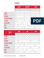 Ielts Test Dates 2015 One Page