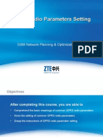 GSM P&O Training Material for Skill Certificate-GPRS Parameter Setting.ppt