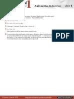 Technical English 1-Unit-05-Answer Keys