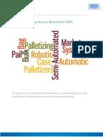 Palletizing Systems Market(2014-2020)