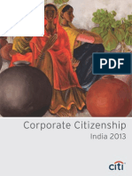 Citizenship Report 2012