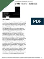Kali Linux Hacking Tutorials_ Hack WPA_WPA2 WPS - Reaver - Kali Linux