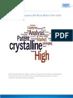 Global Polypropylene (PP) Resin Market (2014-2020)
