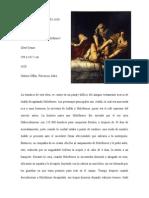 Artemisia Gentileschi (Ensayo)