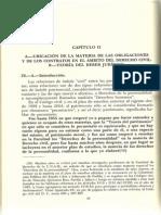 Teoría de las Obligaciones Capitulo II - Gutiérrez y González, E.