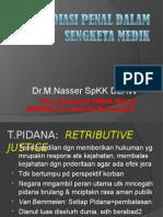 Mediasi Penal Dalam Sengketa Medik
