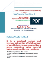 McCabe-Thiele Method 1