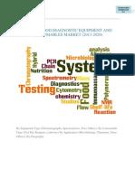 Food Diagnostics Report Brochure