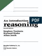 An Introduction to Reasoning. Stephen Toulmin, Richard Rieke, & Allan Janik.pdf