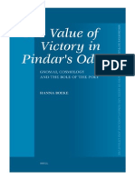 Boeke (2007)-The Value of Pindar's Odes