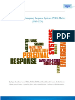Global Personal Emergency Response Systems (PERS) Market (2013-2020)