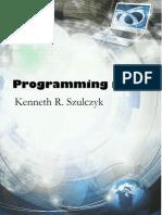 Basic Programming in R