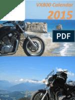 Vx800 Kalender 2015 En