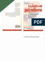 LOS LÍMITES DEL PATRIOTISMO