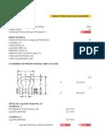 Skid Lifitng Lug Calculations