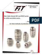 Cable Glands REV and REVD Series
