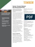 Fafnir-Corrosion Resist Ball Brg Units