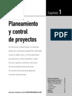 PHP Master, Planeamiento y Control de Proyectos
