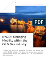 BYOD Managing Mobility Within the Oil Gas Industry1