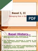 Basel I, II,