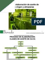 Curso de Olivicultura. Elaboracion Aceite Oliva y Almazara