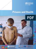 Prisons and Health