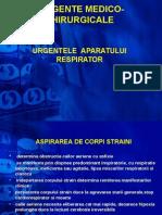 Urgente Medico-chirurgicale- II Respirator
