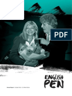 English PEN Annual Report 2013-14