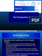 chapter 12 production cycle ais