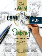 The Art of Comic Book Inking