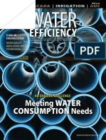 Water Efficiency May 2013