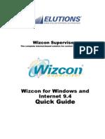 Wizcon Quick Guide