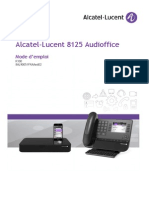 Alcatel-Lucent Audioffice 8125 FR
