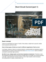 -An Overview of Short Circuit Current Part 1
