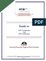 Cfp Brochure