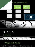 NAS RAID and Cloud Storate
