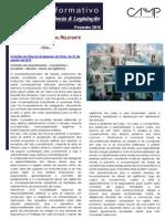 Newsletter Intercalar da CAMMP deFevereiro de 2015