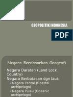 Acuan 2006-8 Geopolitik