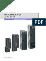 Manual Micromaster Siemens